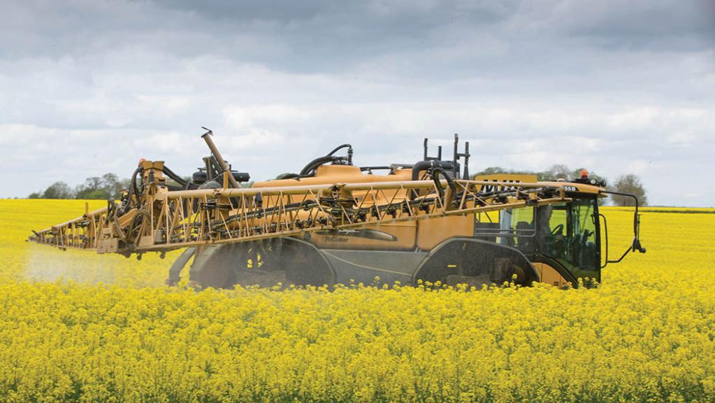 Farming Minister admits neonics ban has increased pesticide use