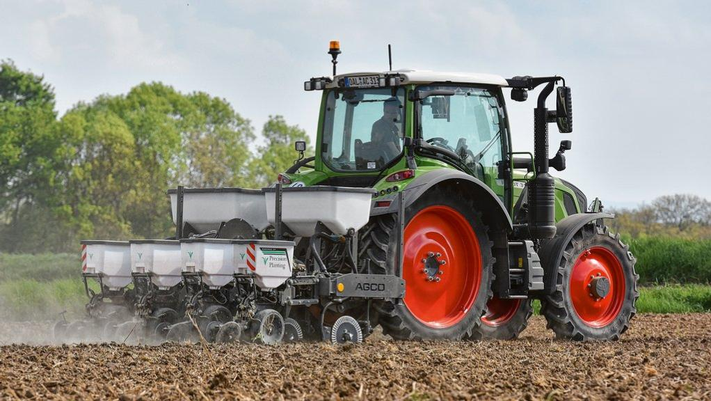 'We need technology and precision farming if we want to improve productivity'