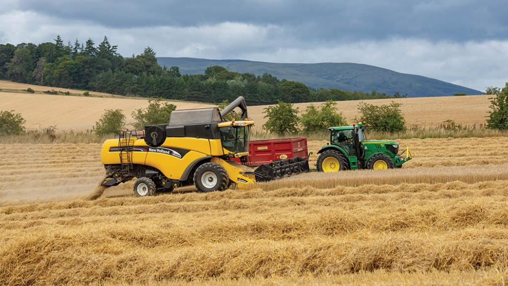 99 per cent of Scottish farmers paid 2018 BPS loan