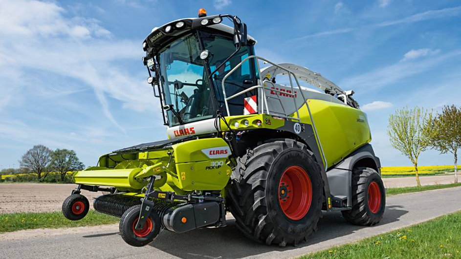 Claas expands self-propelled forager line-up with Jaguar 880 model