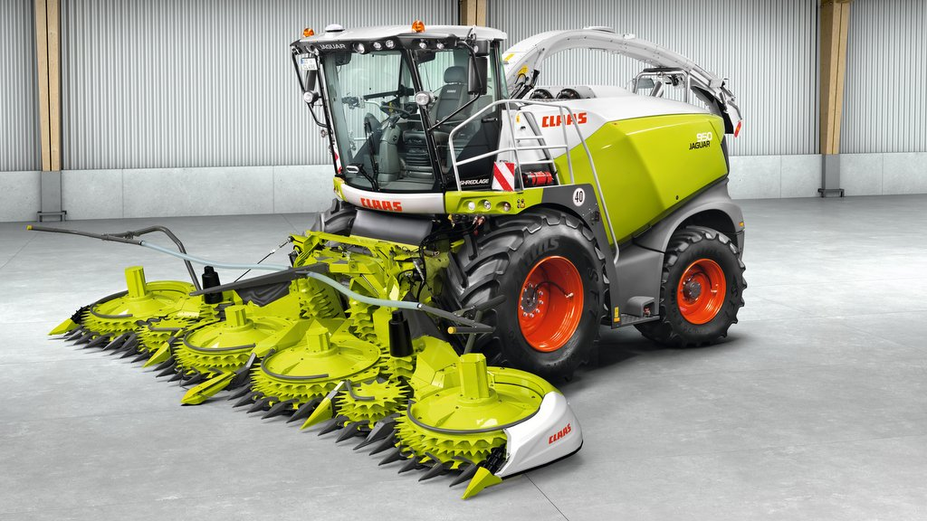 Claas introduces new Orbis maize headers