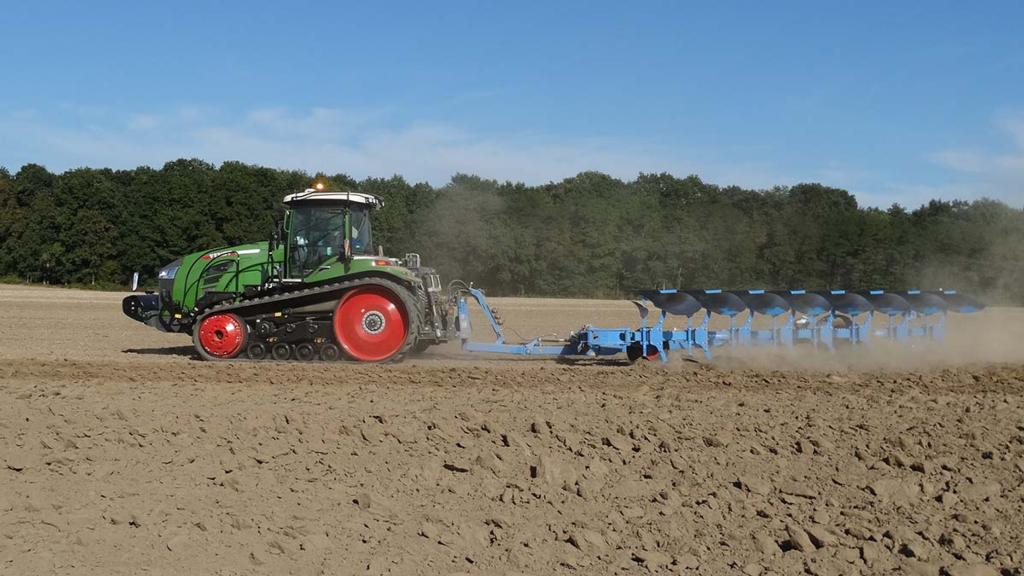 Ploughs, cultivators, drills, sprayers: Lemken goes to town on new developments