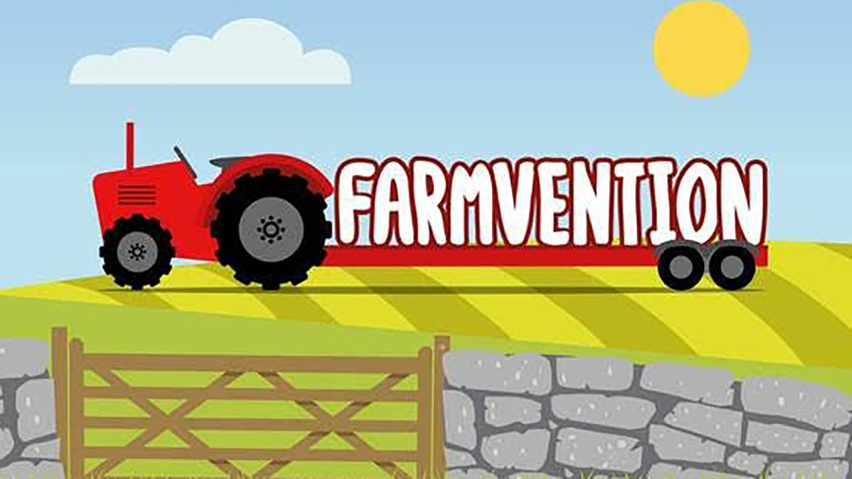 Turn your school into a farm for the day with NFU's Farmvention