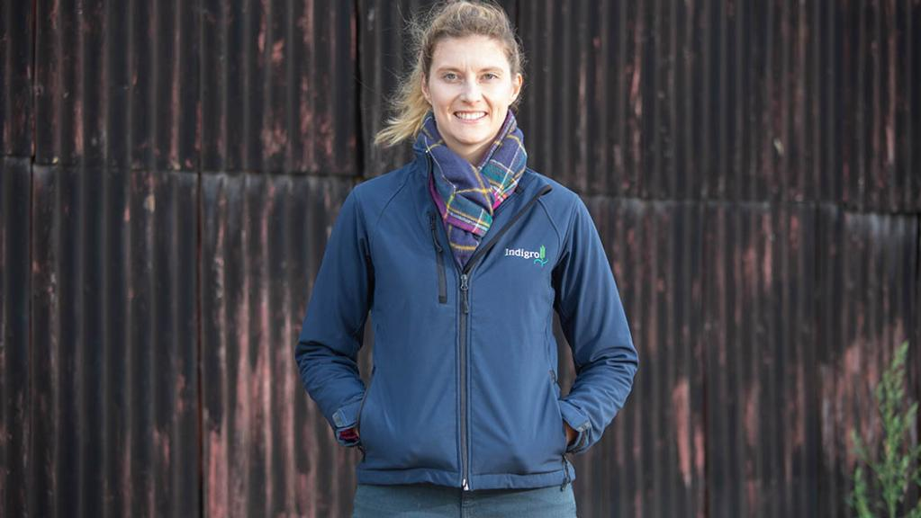 Talking agronomy with Maddy Vaughan: 'The unsettled weather of June came as a surprise'