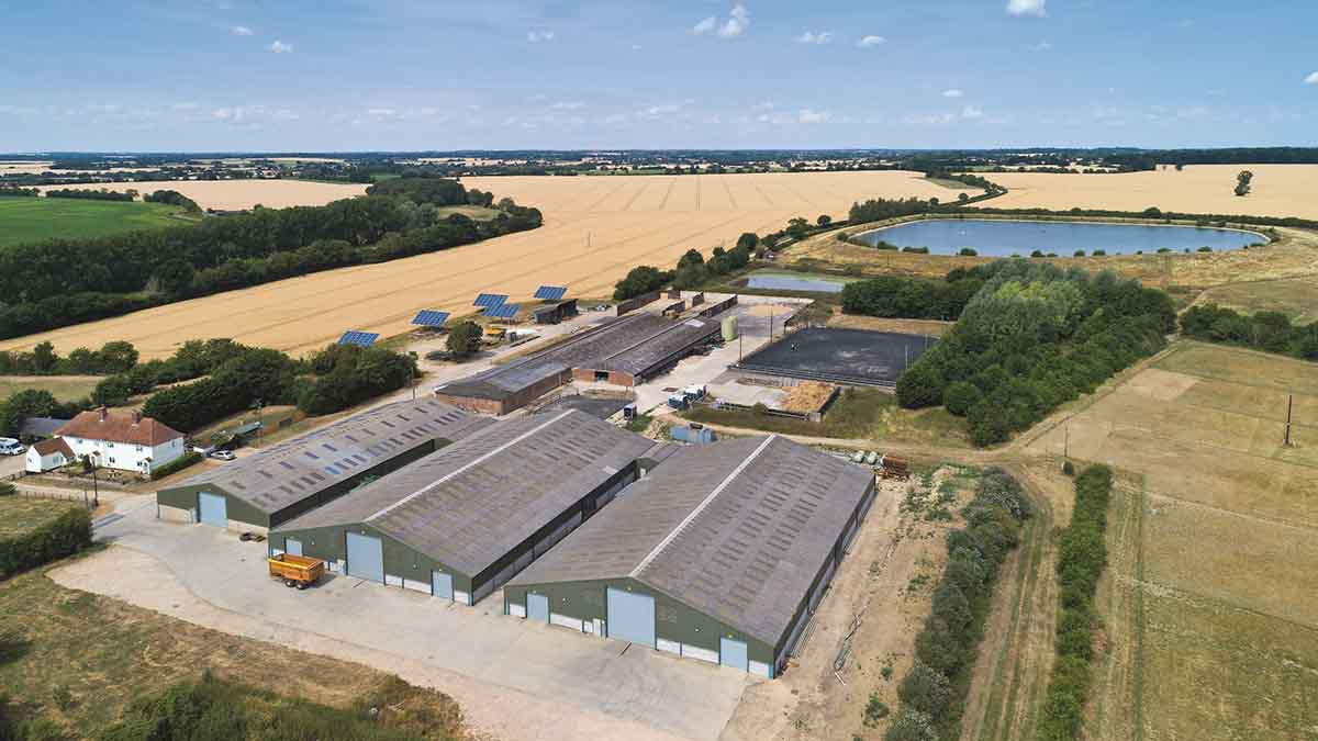 Strutt and Parker (Farms) Ltd on the market for first time in 100-year history