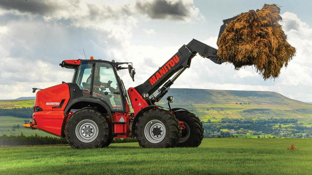 VIDEO: New Manitou MLA533 pivot steer loader put through its paces