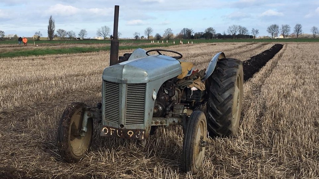 Elderly farmer's favourite tractor stolen just months after death of wife