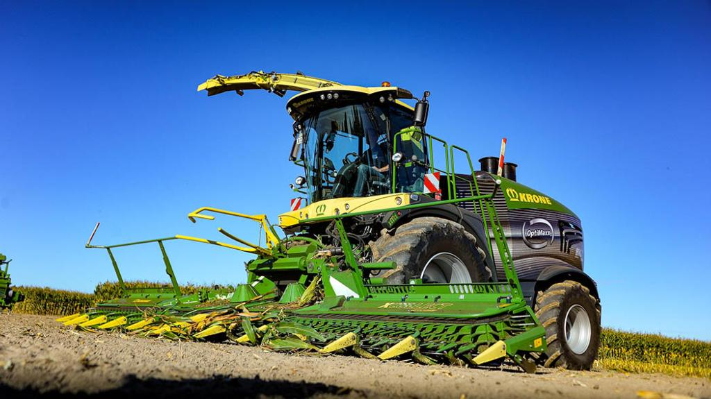 VIDEO: The future of farm machinery with Bernard Krone