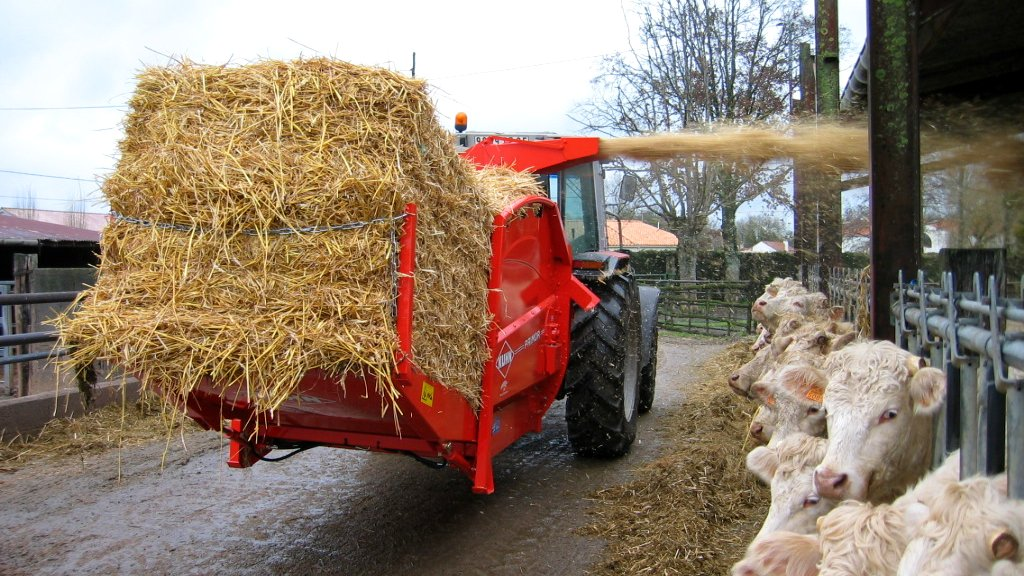 Kuhn launches dust suppression system for range of bedders