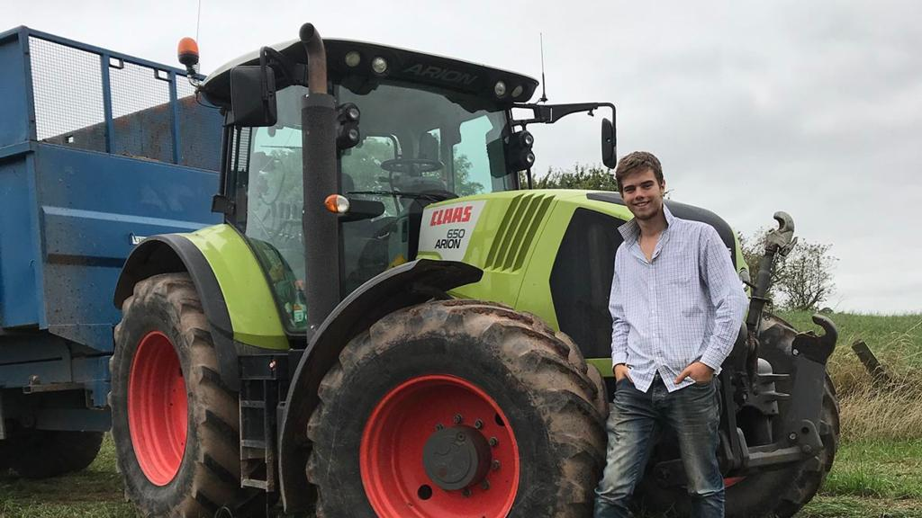 Young Farmer Focus: Tom Bell, 19 - 'I one day hope that farmers are given the acknowledgement they deserve'