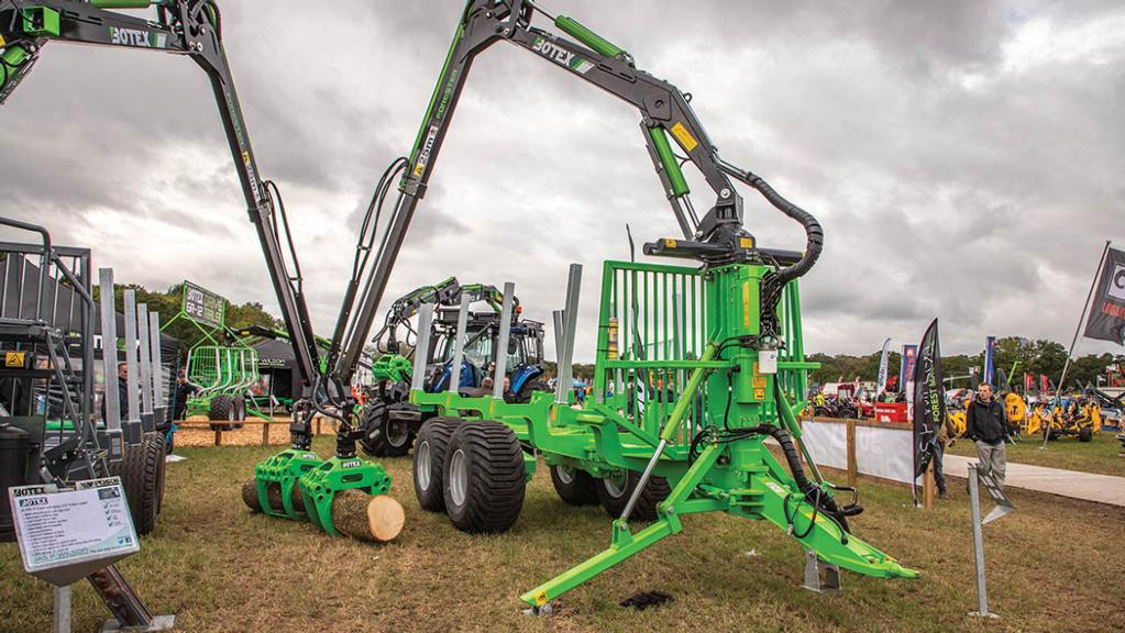 There was plenty at the recent APF Exhibition to fire the imagination.