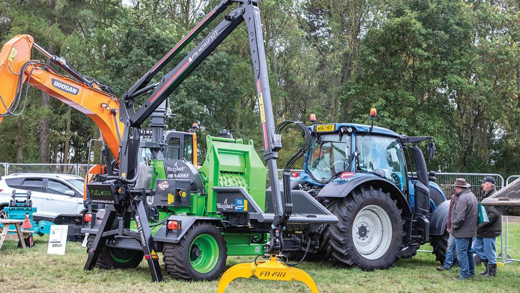 Highlights from APF Forestry Exhibition 2018