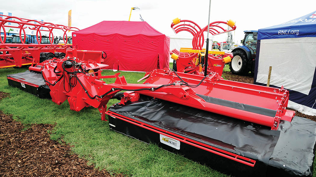 Latest machinery developments on show at Irish Ploughing Championships 2018