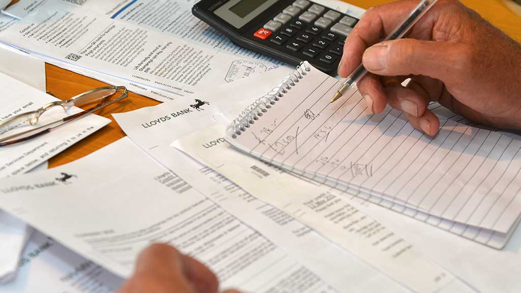 It is important to consider who will perform any bookkeeping after succession.