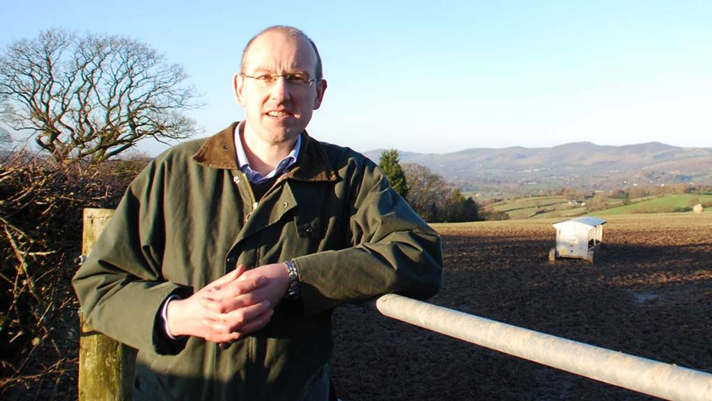 The year 2020 will see the fight for Welsh farm funding intensify