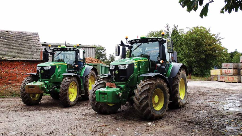 Can one high horsepower John Deere tractor be a jack of all