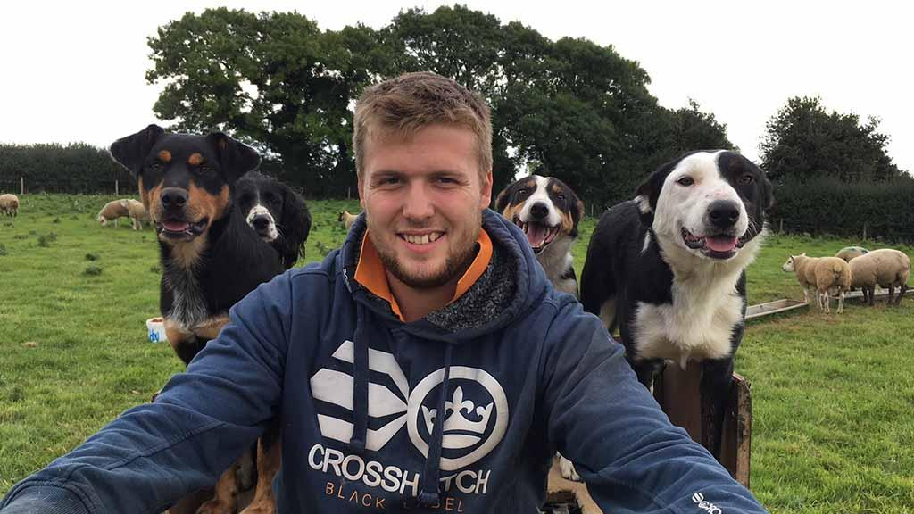 Young Farmer Focus: Dan Lethbridge, 23 - Since I could walk, all I have wanted to do is farm