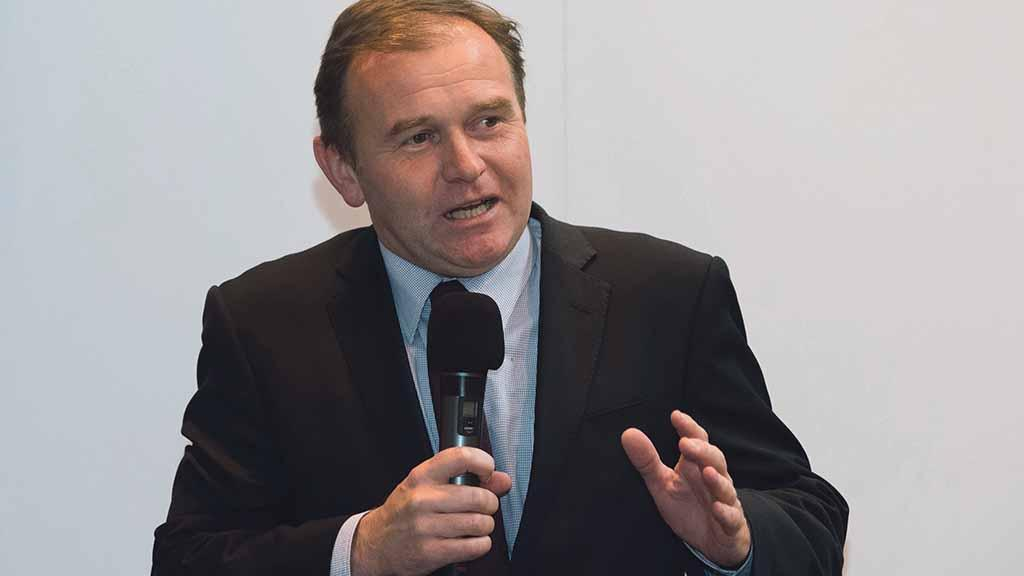 Farming Minister George Eustice promoted to top job at Defra after Villiers sacked