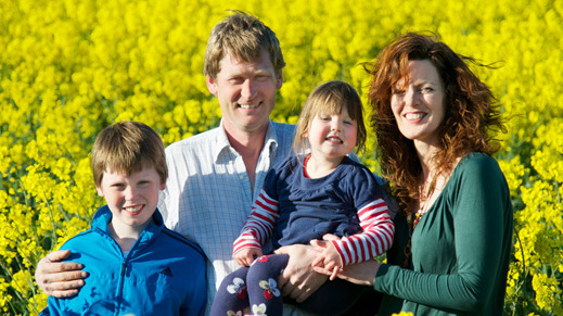 I Quit My Job To Farm: 'Scotland is a fantastic place to be. It is a vibrant food industry'