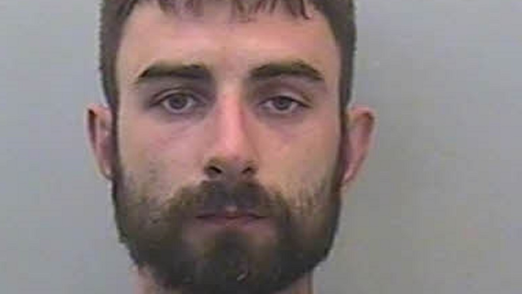 Burglar jailed after being caught red handed by quick thinking farmer