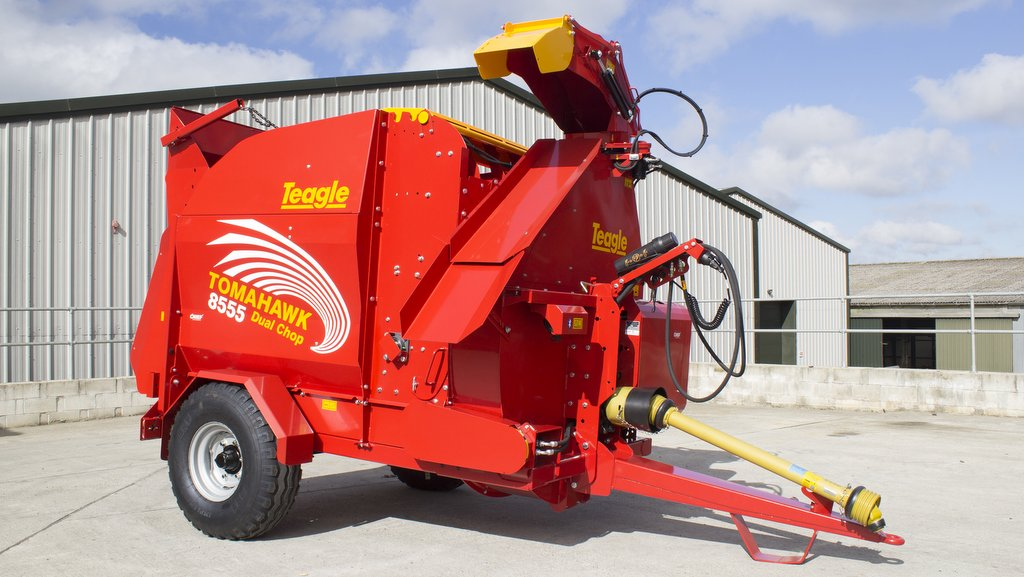 Increased flexibility from latest Teagle Tomahawk