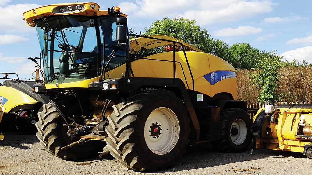 Winterising a forage harvester: What you need to know when storing your chopper
