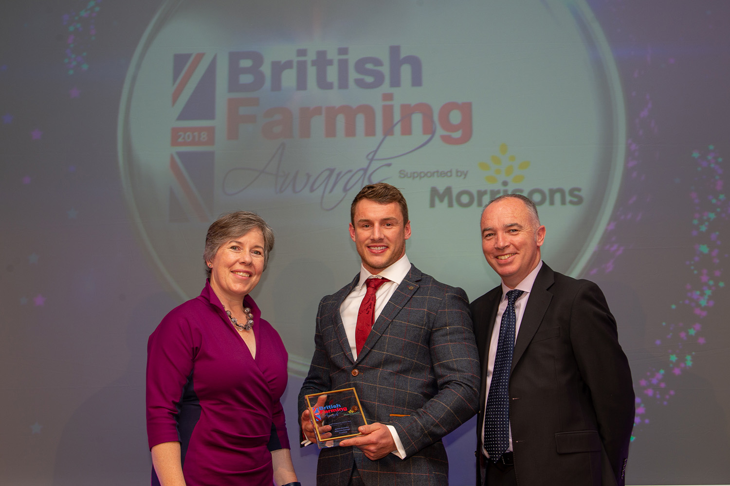 Beef Innovator of the Year, sponsored by ABP Food Group