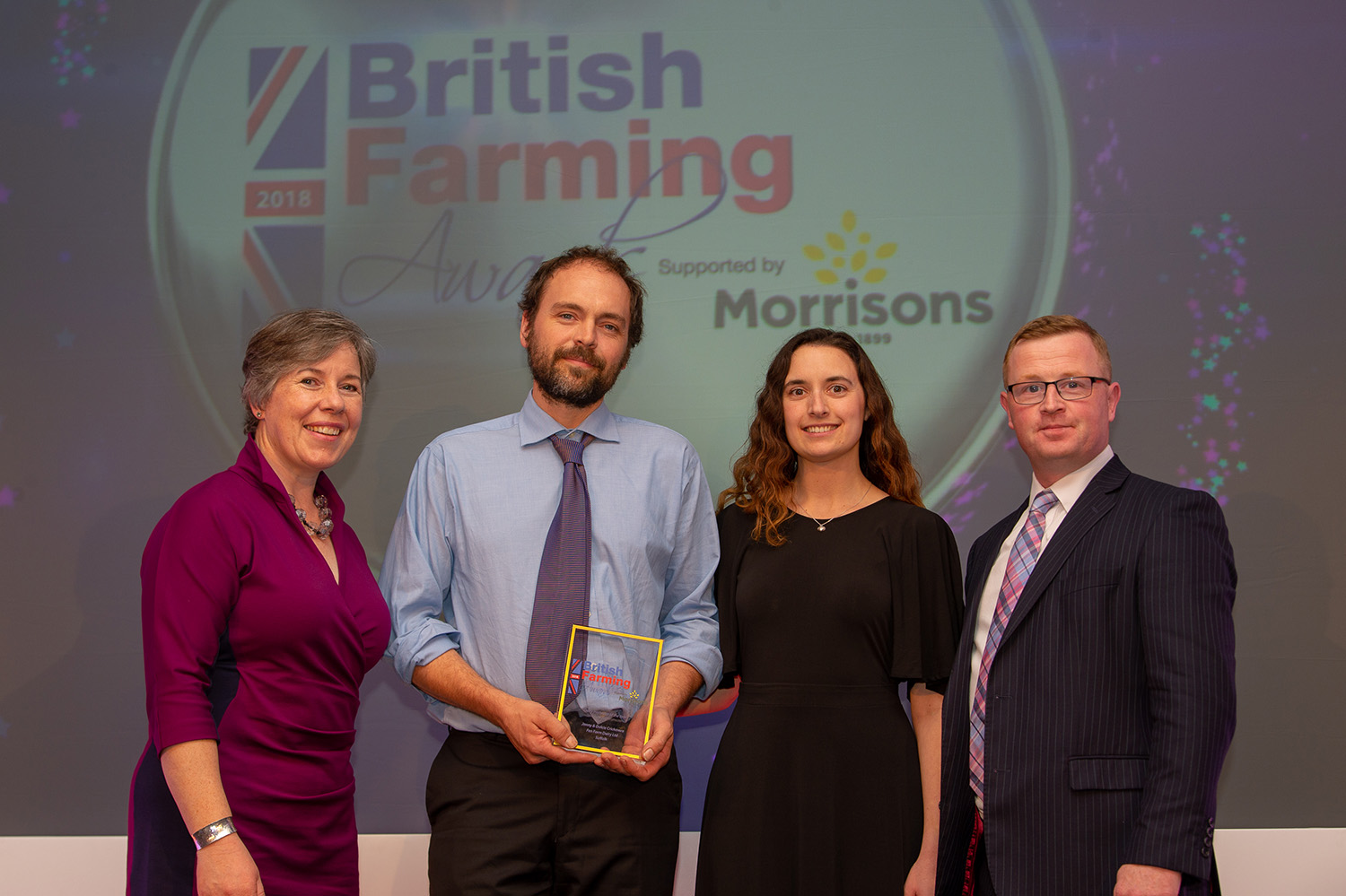 Dairy Innovator of the Year, sponsored by Dairymaster
