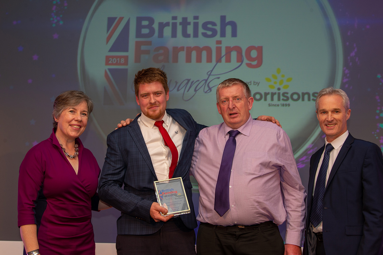 Diversification Innovator of the Year (small to medium), sponsored by Jobs in Agriculture