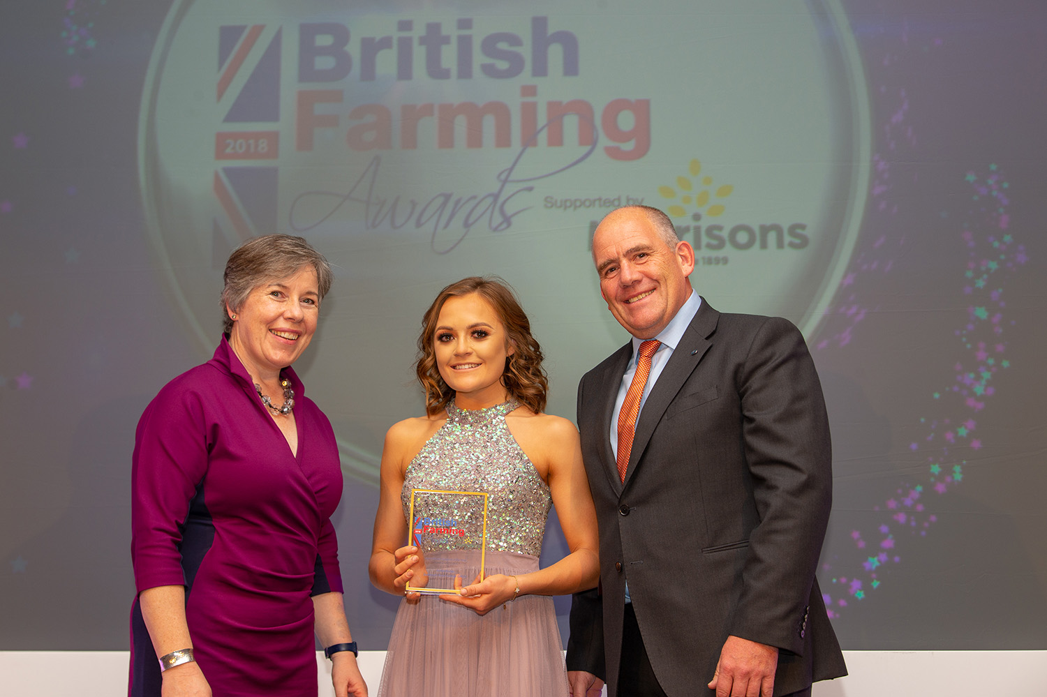Agricultural Student of the Year, sponsored by Kubota