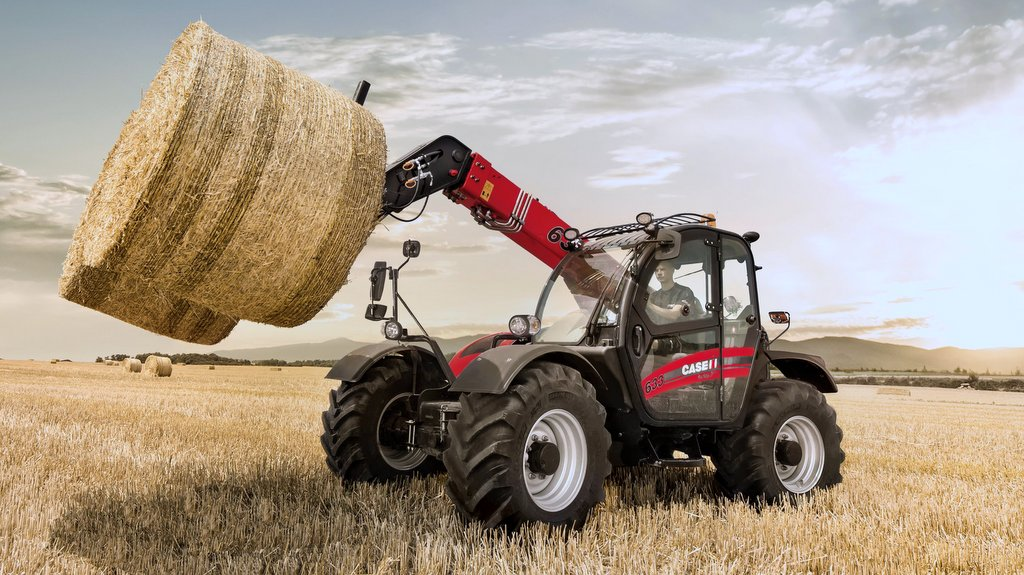 Case IH gives its Farmlift telehandlers a boost