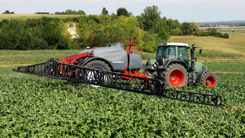 Simpler sprayer from Horsch