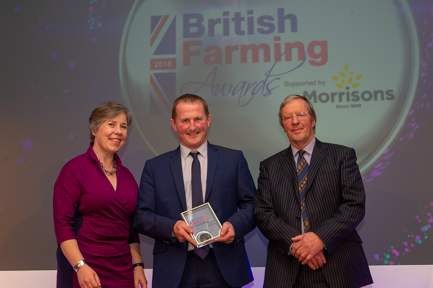 Sheep Innovator of the Year, sponsored by Shearwell Data