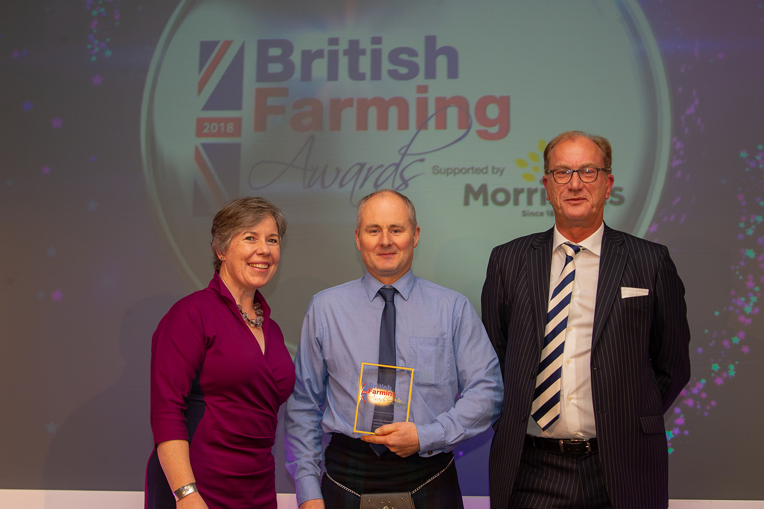 Arable Innovator of the Year, sponsored by Spaldings