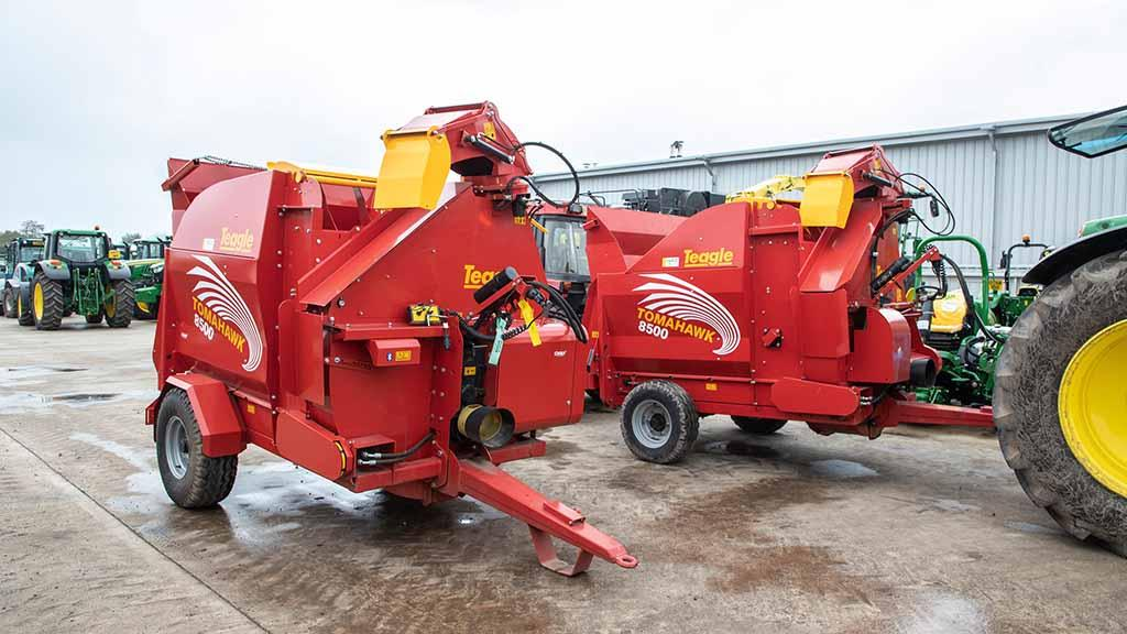 Buyer's guide: What to look for in a used bale shredder