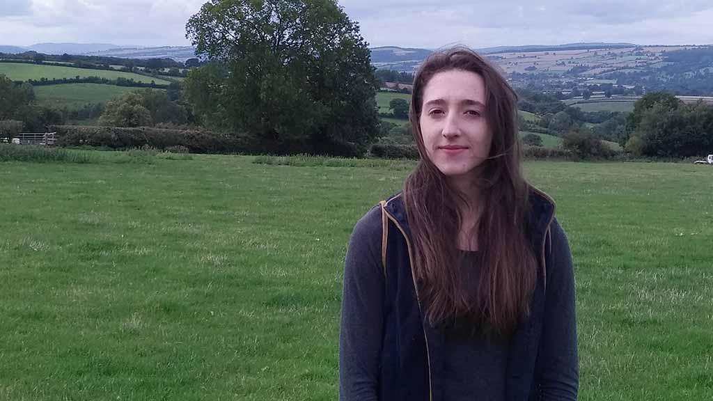 Young farmer focus: Evie Price, 23 - 'I answer questions from when to clean ditches to grant aid'