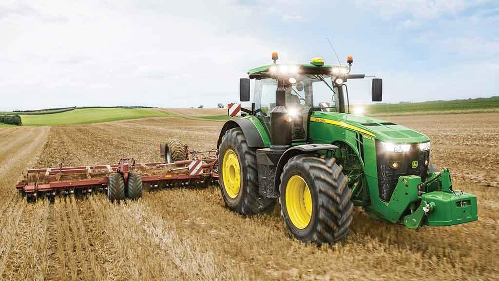 Monster prime mover updates: The latest 300hp-plus tractors for your farm