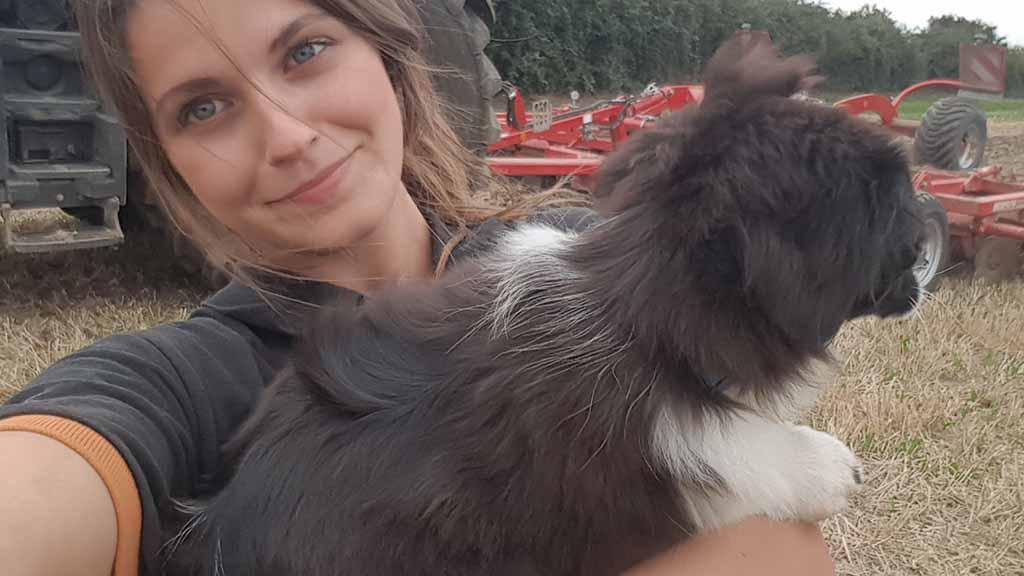 Young Farmer Focus: Emma Foot, 24: 'I think Brexit is the way forward, but time will tell'