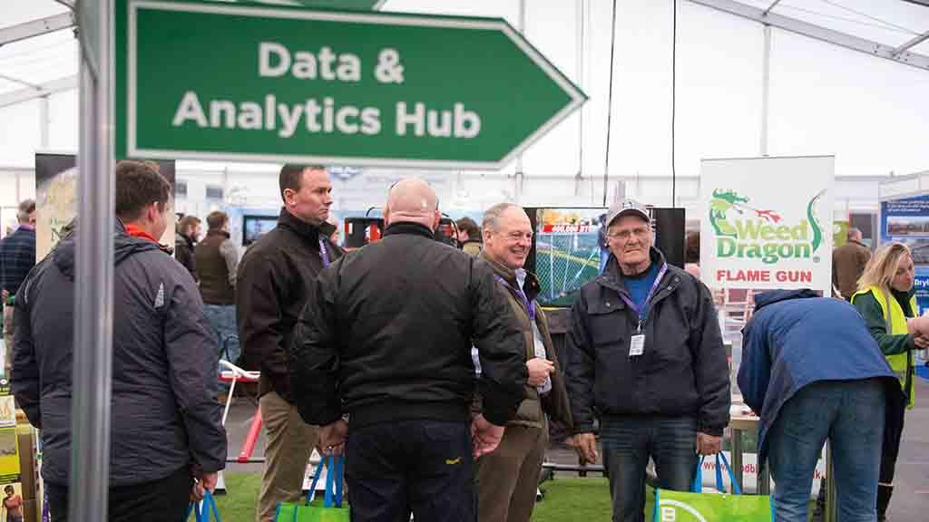 Crop Show 19: Key arable issues under spotlight in popular Knowledge Hubs