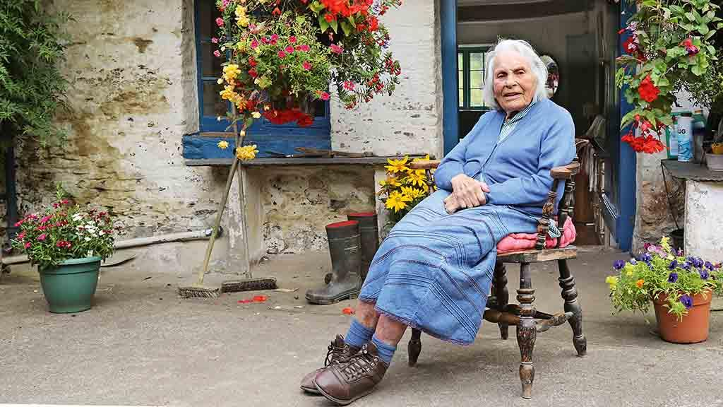 Backbone of Britain: Pippa Woods, 92 - 'Do your best and if doesn't go right, tough'