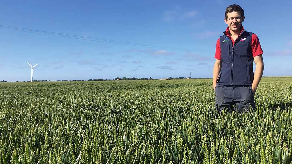 'Lucky' Young Farmer urges farming community to join NHS Organ Donation Register