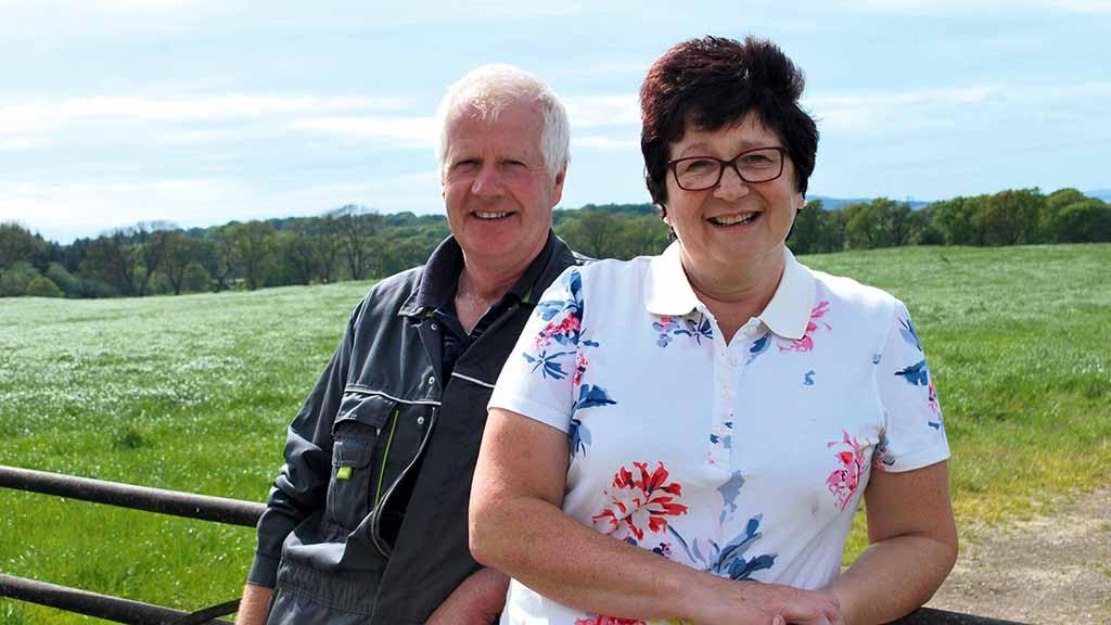 Change to suckler breeding policy helps one family farm grow their business
