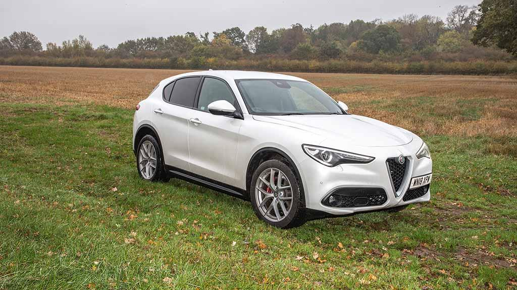 4x4s and autos: Alfa Romeo Stelvio puts the Sports into SUV