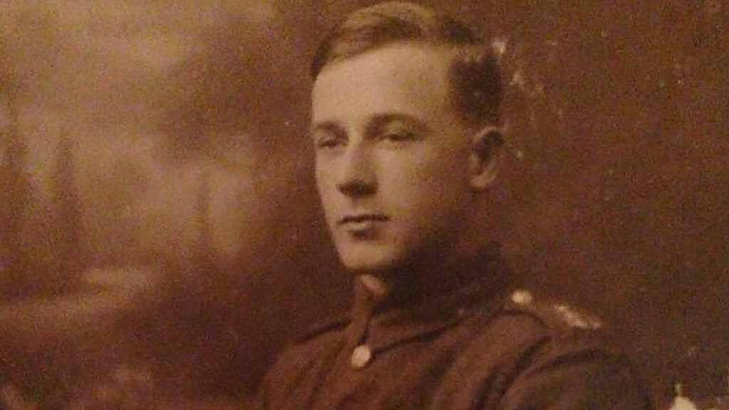 'I stood in the windswept field where my great-grandfather went over the top of the trench'