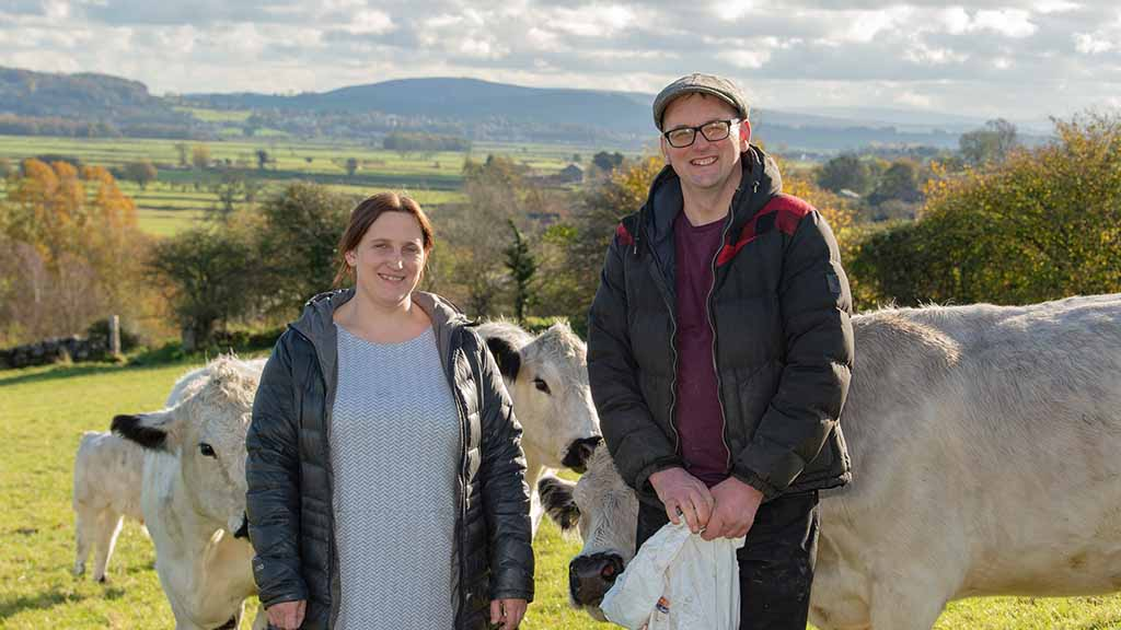 Passion for native breeds core to farming couple's success