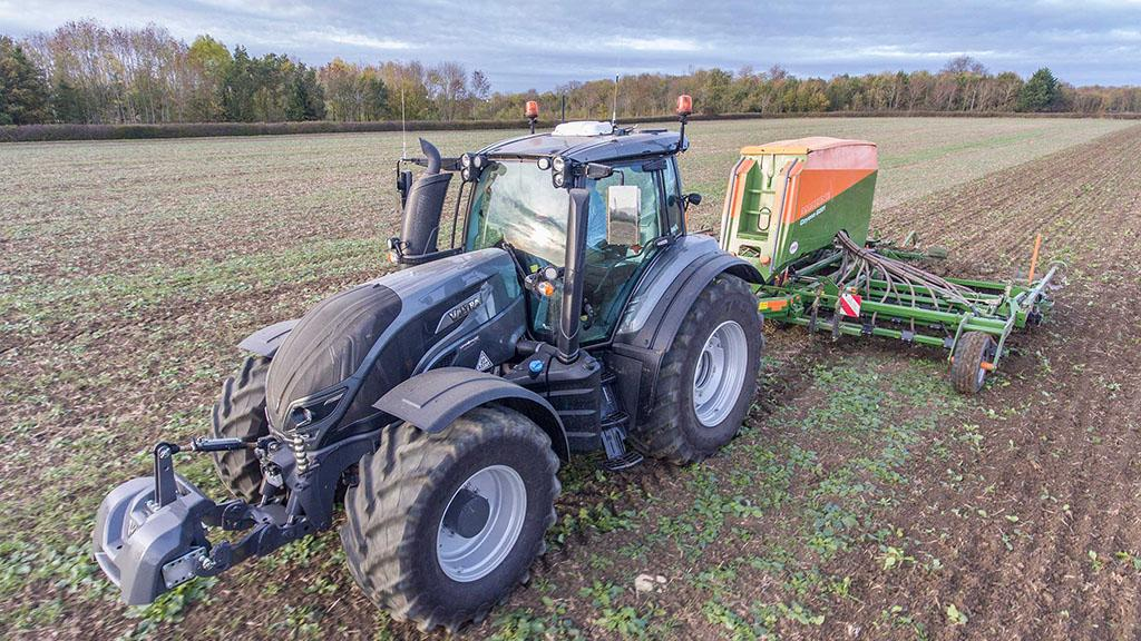 User review: Valtra T234 Direct tractor turning heads