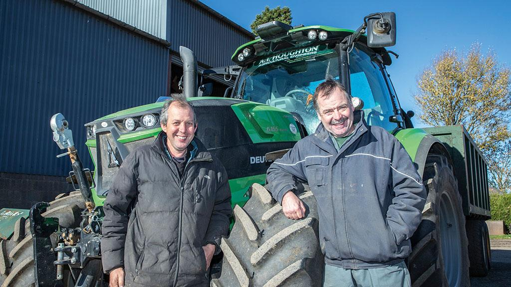 User story: How the Deutz-Fahr 6 Series tractor range has gained greater usability