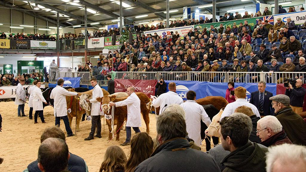 Everything you need to know about the Royal Welsh Winter Fair 2018