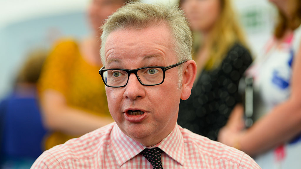 Gove promises to announce new package of support for county farms
