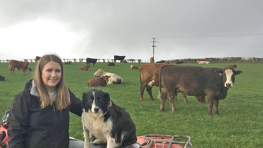 Young farmer focus: Eiry Williams, 21 - 'Access to the latest research will be key to success'